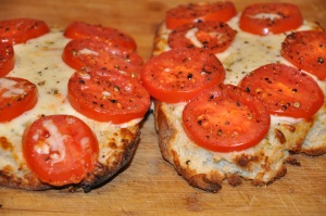 Marley's Garlic Bread