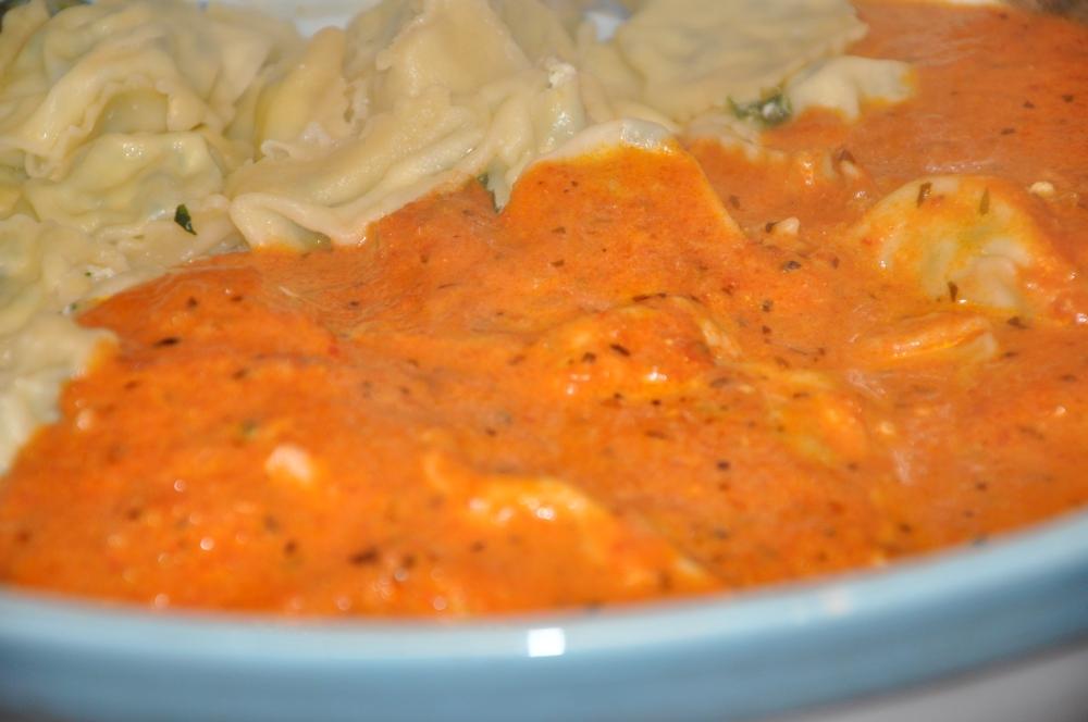 Galena's Tomato Vodka Sauce (5/5)