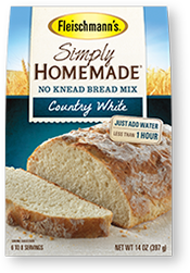 Simply Homemade® Country White Bread