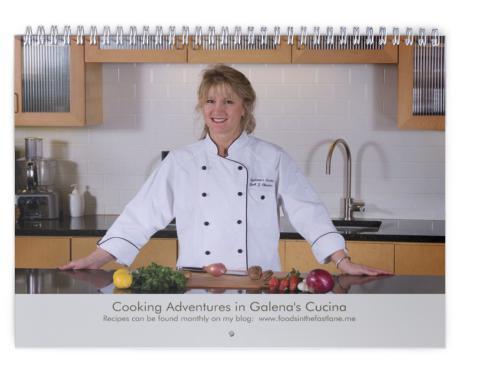 Galena's Cucina 2015 Calendars