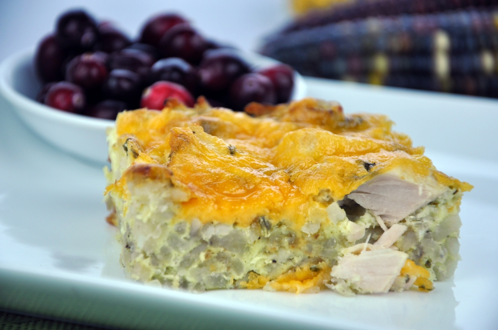 Turkey Frittata