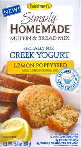 Lemon Poppyseed GY Bread